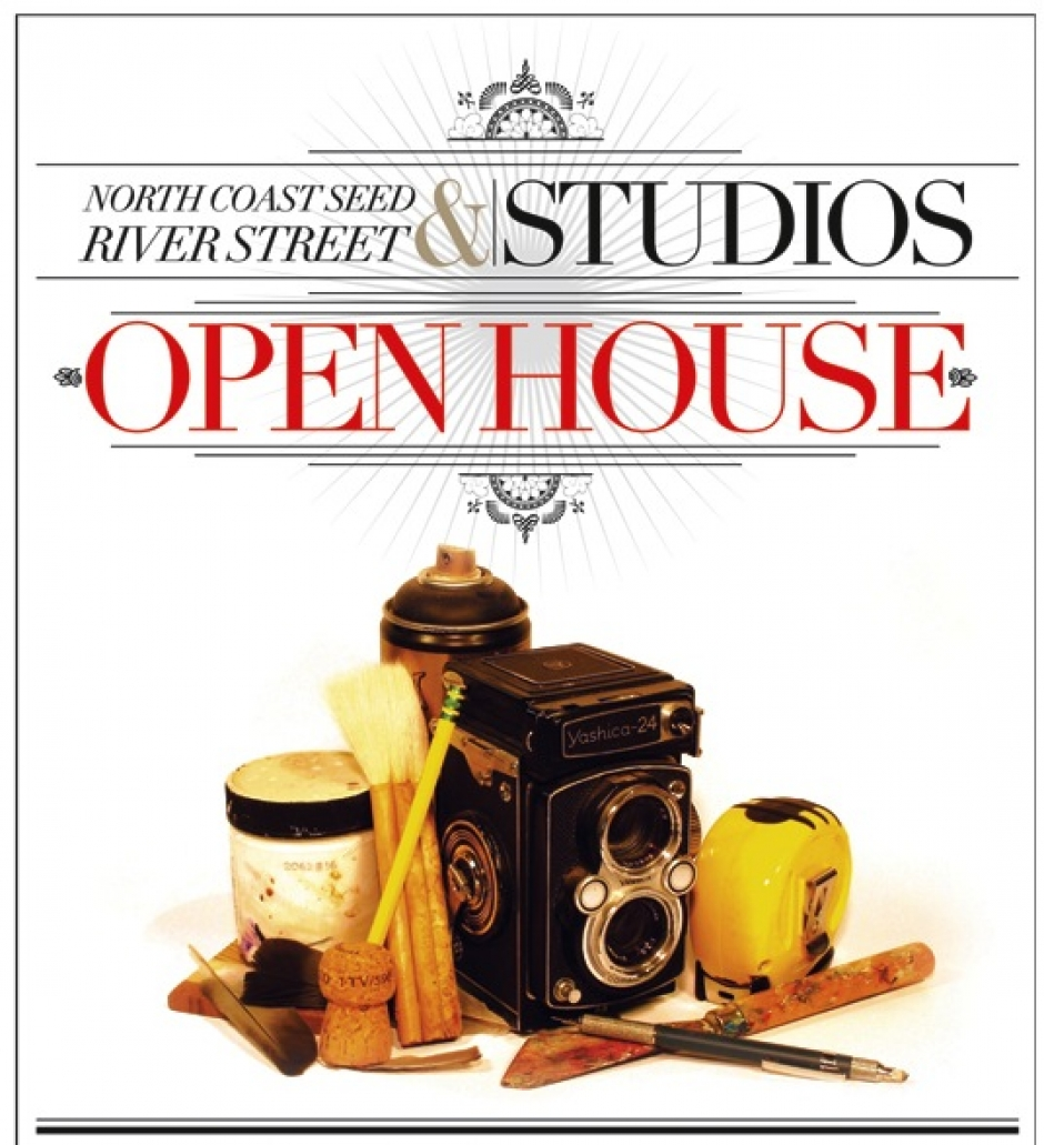 Seed Building Open House Studios – Saturday, June 11th 4-10pm