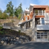 Lummi Island Green Roof House