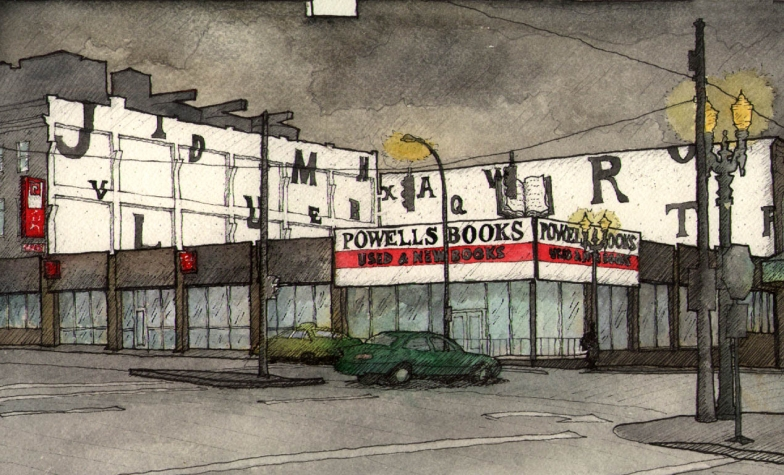 Powell's Books Proposal