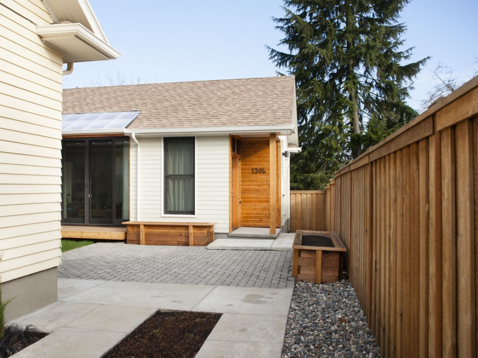 New ADU (Accessory Dwelling Unit) in NE Portland