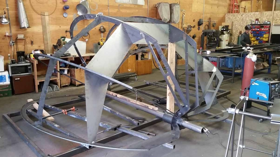 Orenco Apple Currently in Fabrication