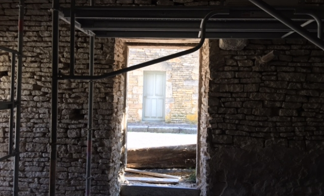 We just received these fantasticprocess construction photos of the barn conversion we designed in Noyers-sur-Serein in the Burgundy region of France. We wanted to keep the exterior as much as possible as-is, to maintain the medieval town's streetscape and provide a surprising light filled and finished contrast upon entering. Included […]