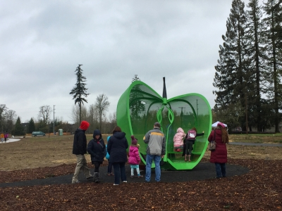 """""""Seeds of Orenco"""" Dedicated at Orenco Woods Nature Park"""
