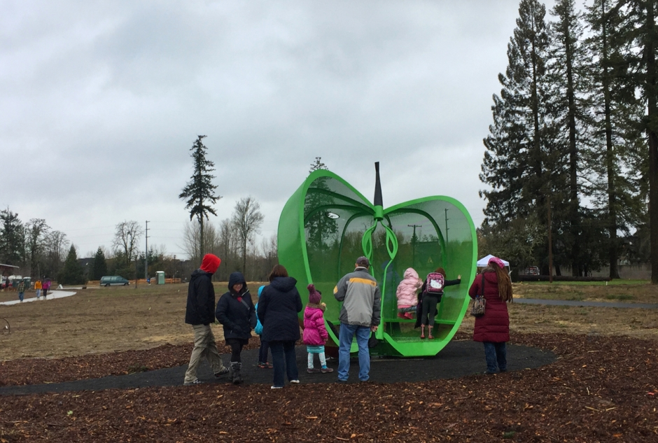 """Seeds of Orenco"" Dedicated at Orenco Woods Nature Park"